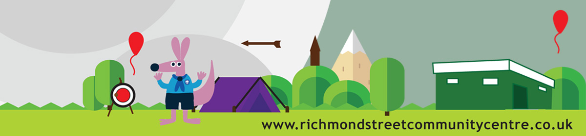 Richmond Street Community Centre Registered Charity Number 1179193